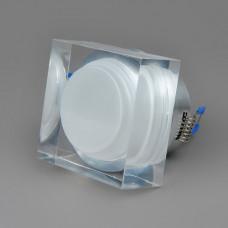 601 SQ Точечный светильник LED 1W (WH)
