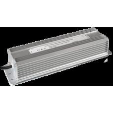 Блок питания для светодиодной ленты пылевлагозащищенный 100W 12V IP66